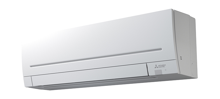 The MSZ AP series 80vg air conditioning unit.